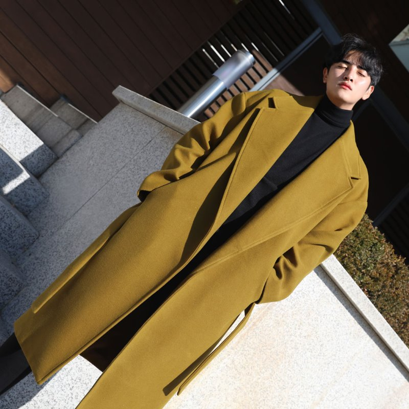 Line EH Robe Coat_O464( 3color )