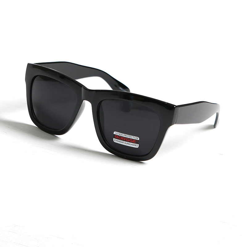 MODERN BIG FRAME SUNGLASS_A017 ( 3 colors )