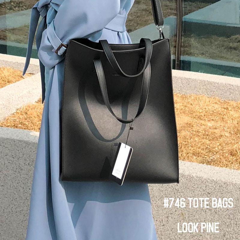 TP 746 Modern Tote Bag_BB15 (3Color)